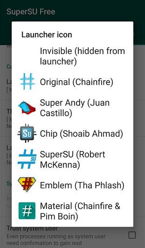Supersu Zip Packet