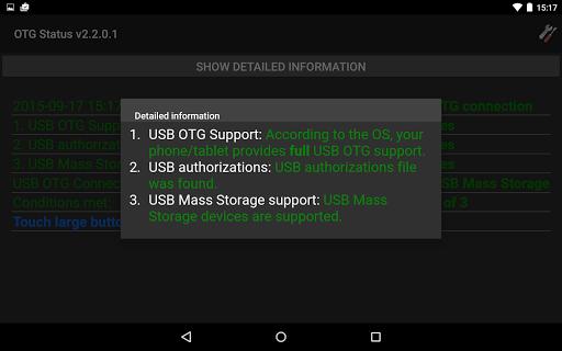 OTG Status for Tecno i3 Pro - free download APK file for i3 Pro