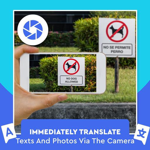 Translate: Camera Translator, Offline Translation
