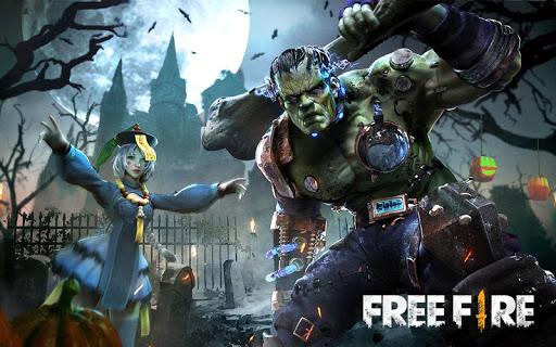 Free Fire - Battlegrounds