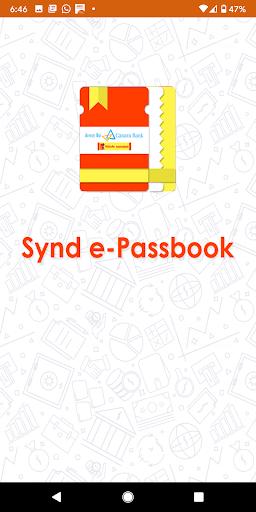 Synd e-Passbook