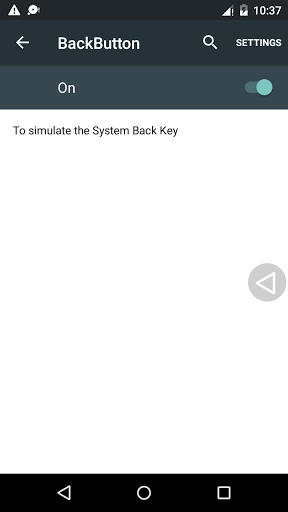 Back Button - Assistive Touch for vivo Y53 - free download