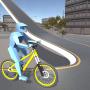 icon BMX Mad Boy Stunt Bicycle Racing