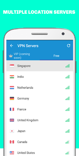 VPN Master Lite Unlock proxy