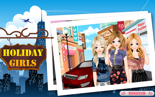 Holiday Girls – Girl Games
