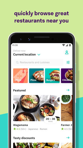 Deliveroo: Restaurant Delivery
