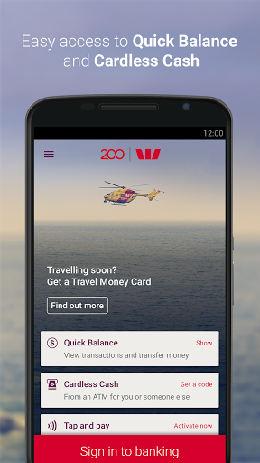 Westpac Mobile Banking for Motorola Moto Z2 Play - free