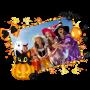 icon Halloween Photo Frames