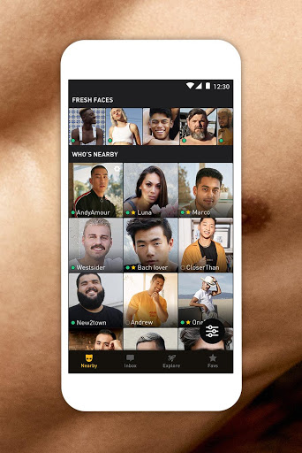Grindr - Gay chat, meet & date for Samsung Galaxy S Duos