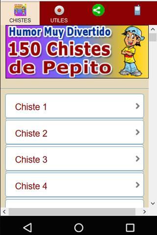 100 Pepito Jokes