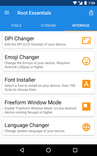 Root Essentials for Coolpad Defiant - free download APK file