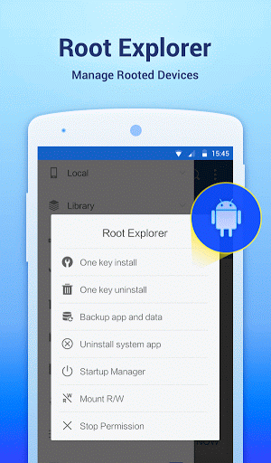 ES File Explorer File Manager for Oppo A37 - free download