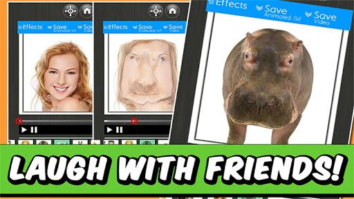 Face Warp & Morph Photo Effect