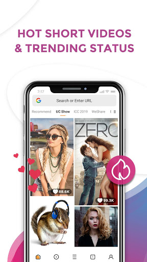 UC Browser Mini-Tiny and Fast