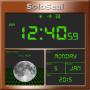 icon Moon Phase Alarm Clock
