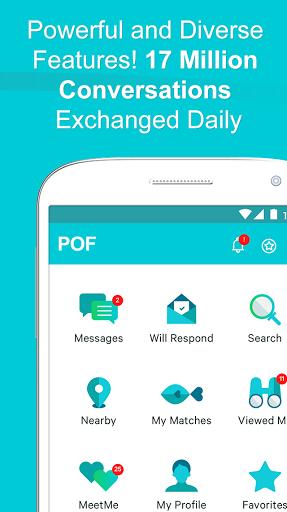 POF δωρεάν dating app APK