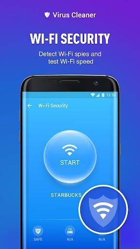 Virus Cleaner ( Hi Security ) - Antivirus, Booster for Oppo
