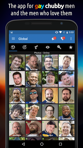 BiggerCity: Chat for gay bears, chubs & chasers