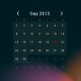icon Calendar Widget
