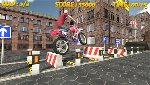 Stunt Bike Racing 3D