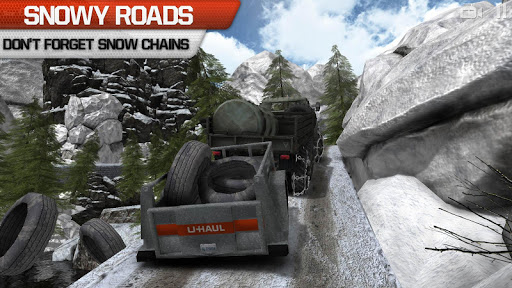 Truck Driver 3D: Offroad