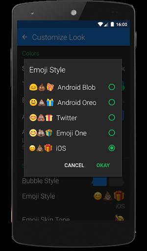 Textra Emoji - iOS Style for Samsung Galaxy J1 Ace Neo