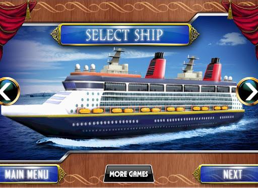Cruise Ship 3D Simulator