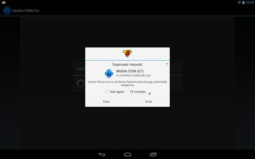 SuperSU for Samsung Galaxy J1 Ace - free download APK file