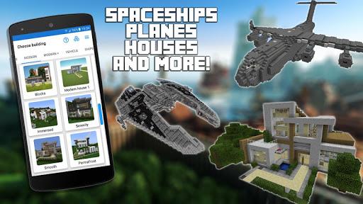Builder for Minecraft PE
