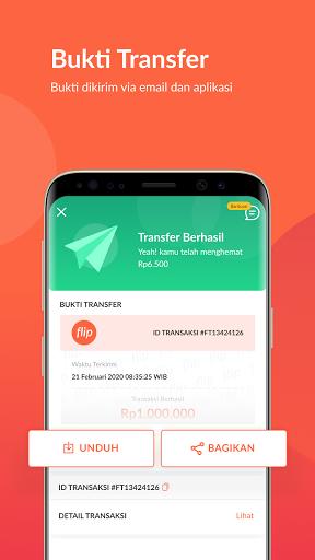 Flip: Transfer Antar Bank Tanpa Biaya Admin