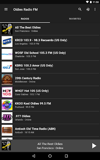 Free download Oldies Radio FM APK for Android