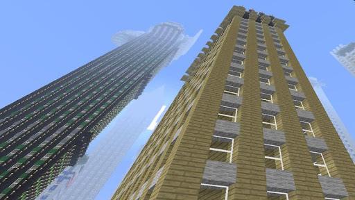 Skyscraper Ideas - Minecraft