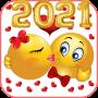 icon Love Sticker