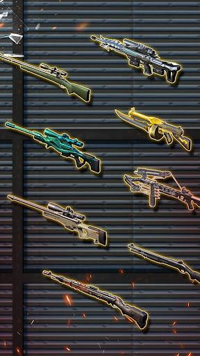 Shooting World - Gun Fire