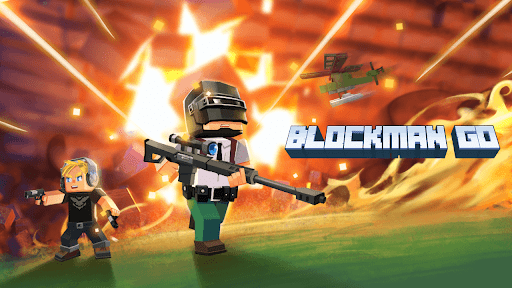 Blockman GO : Multiplayer Games