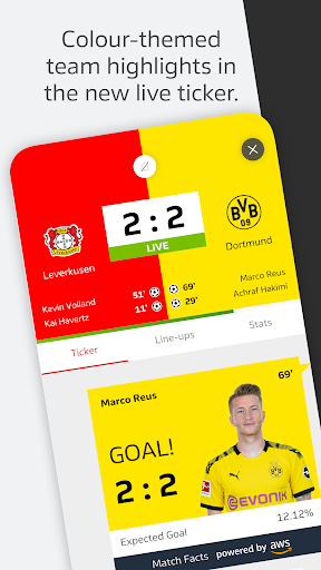 BUNDESLIGA - Official App