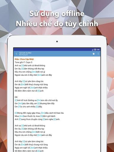 Free download Hợp Âm Chuẩn - Hop Am Guitar, Ukulele And Piano APK