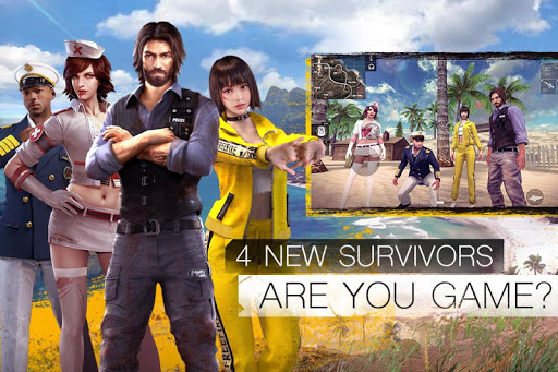 download free fire game for mobile