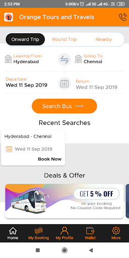 Orange Tours & Travels