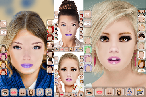 Realistic Make Up