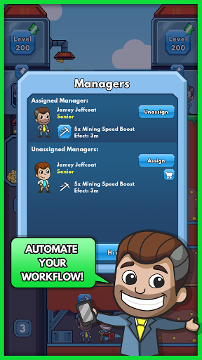 Free download Idle Miner Tycoon APK for Android