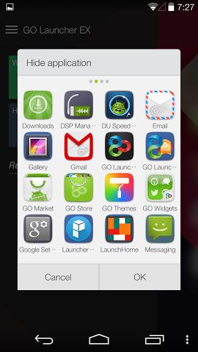GO Launcher Prime (Trial) for Xiaomi Mi Mix - free download
