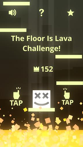 Hot Lava Challenge