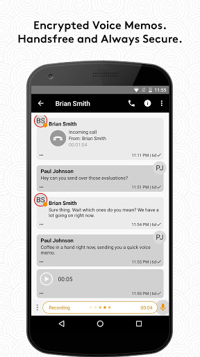 Wickr Me - Secure Messenger for BlackBerry DTEK60 - free