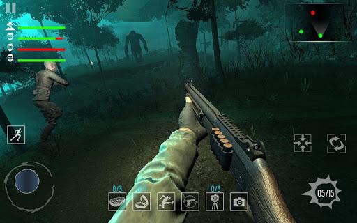Bigfoot Hunting Multiplayer