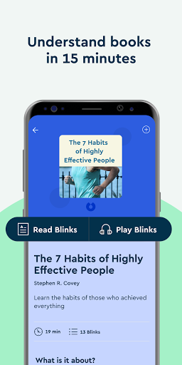 Blinkist - Nonfiction Books