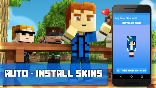 baby skins for minecraft pe download