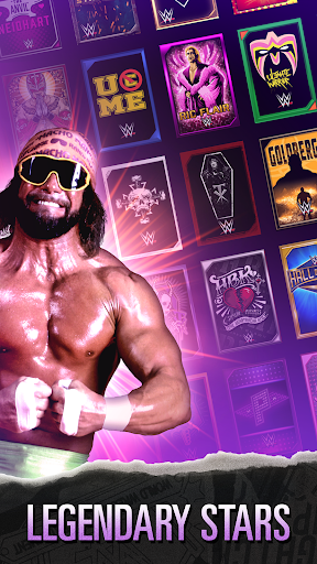 WWE SuperCard for Oppo A37 - free download APK file for A37