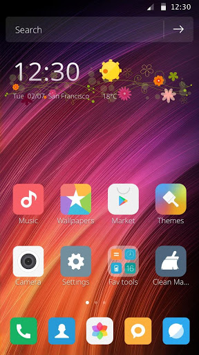 Theme For Redmi Note 4 for Vivo Y21L - free download APK file for Y21L