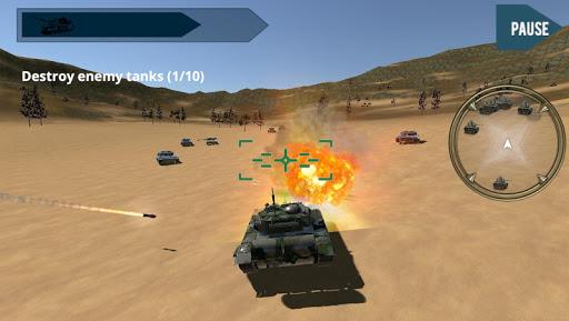 Tanks War 2015